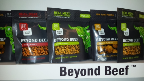 Beyond Meat has expanded its offerings